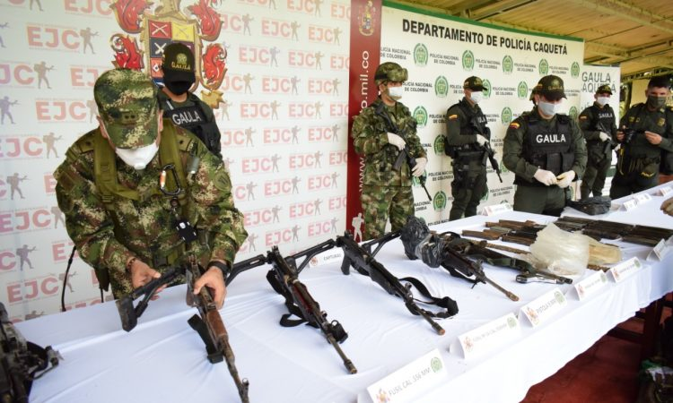 Tropas del Batallón de Fuerzas Especiales Urbanas N.°6, de la Sexta División del Ejército Nacional