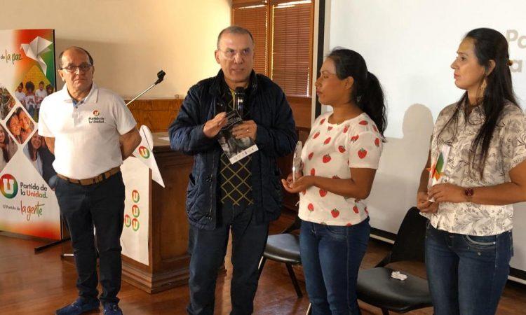 El partido de la U hizo un reconocimiento al liderazgo del senador Roy Barreras