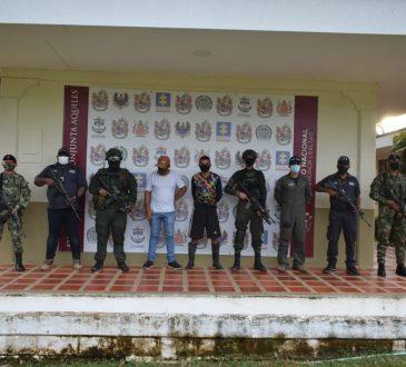 operaciones militares desplegadas por el Ejército Nacional